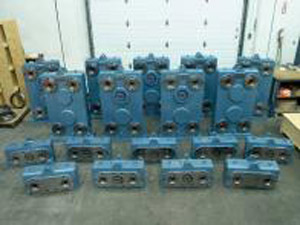 Special Purpose                      Custom Gear Reducers